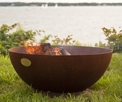 "Corona 21"" Fire Pit - Click to enlarge"