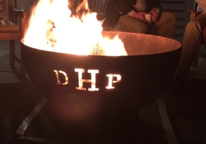Custom Fire Pit - Click to enlarge