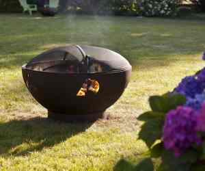 "Vela 37"" Fire Pit - Click to enlarge"